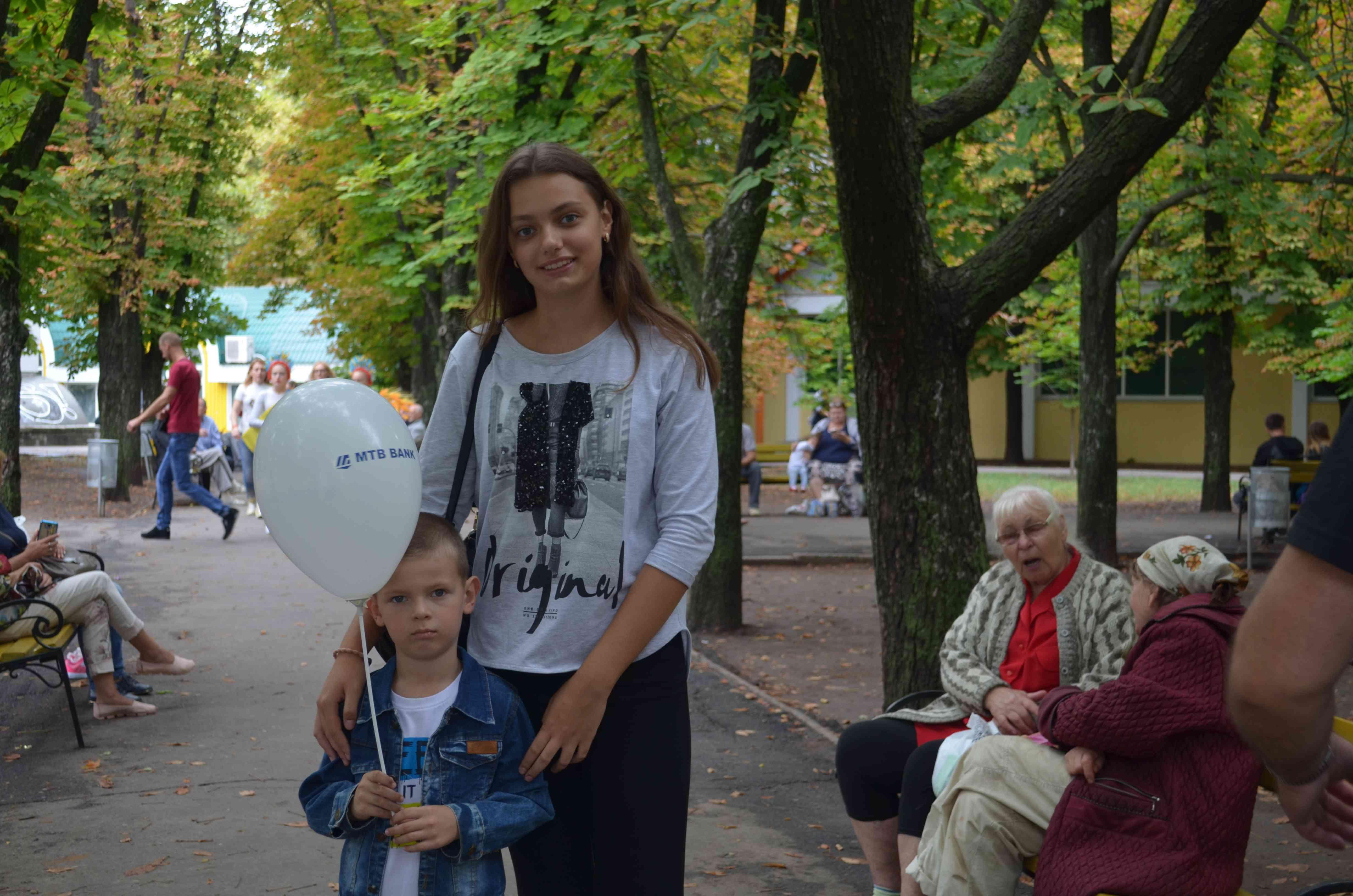 ПОДАРУНКИ ГОРОДЯНАМ ВІД МТБ БАНКу - В ДЕНЬ НАРОДЖЕННЯ МИКОЛАЄВА - photo 4 - mtb.ua