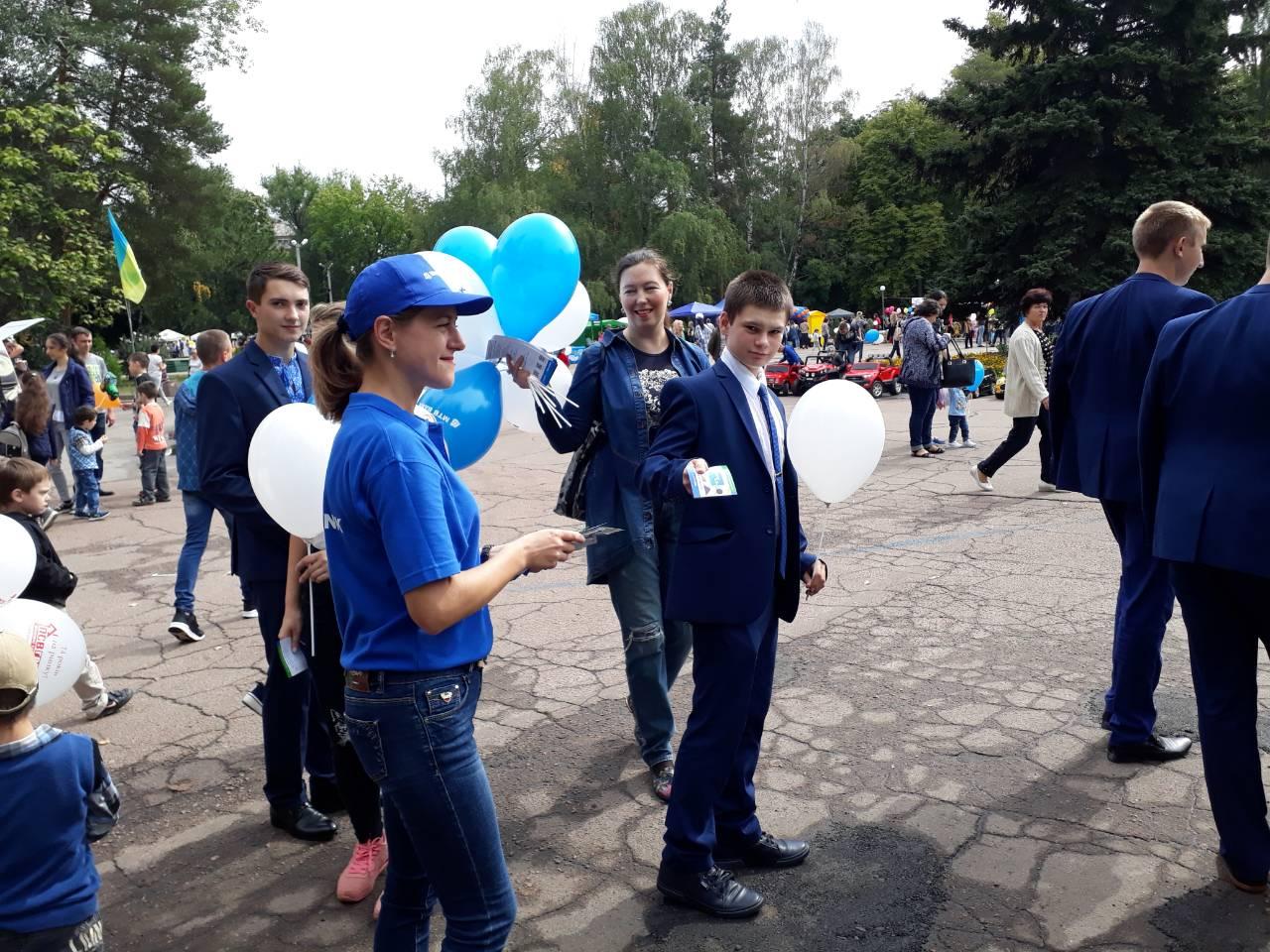 УРОЧИСТОСТІ В КРОПИВНИЦЬКОМУ - РАЗОМ З МТБ БАНКом - фото 2 - mtb.ua