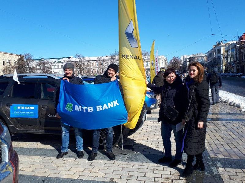 Рекорд Украины на самую женскую автоколонну - done! - фото 4 - mtb.ua