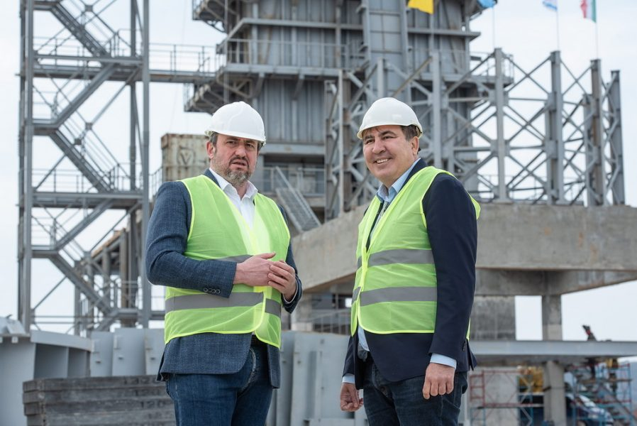МТБ БАНК дал старт строительству нового промышленного комплекса международного уровня - фото 2 - mtb.ua