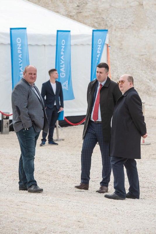МТБ БАНК дал старт строительству нового промышленного комплекса международного уровня - фото 3 - mtb.ua