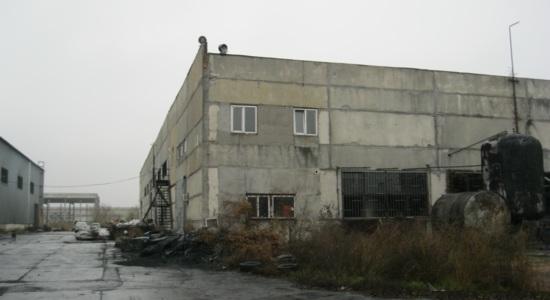 Виробничо-складський комплекс комплекс, Куліндоровський промвузол