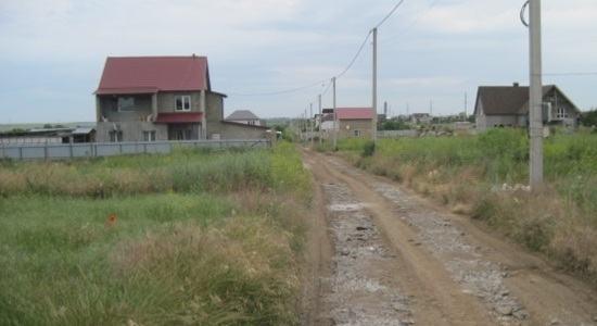 Land in the village. New Valley, Odessa region, Ovidiopol district