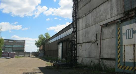 Производственно-складской комплекс в Бородянке