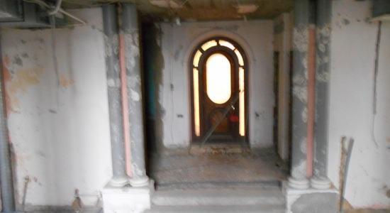 Трехэтажный дом в Одессе, Люстдорфская дорога