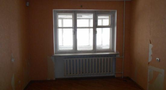 Apartment in Odessa, facade on Gagarin Avenue