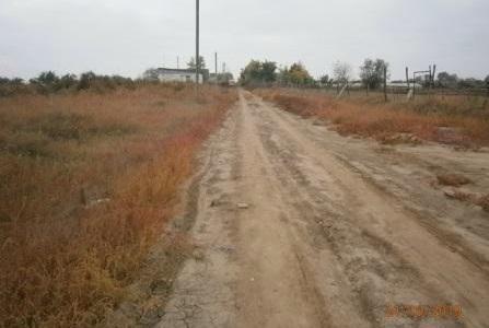 Земельный участок в с. Яськи Беляевского района