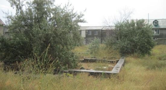 Земельный участок в Затоке