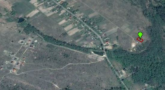 Land in the village. Osykovo, Kiev region, Makarovsky district