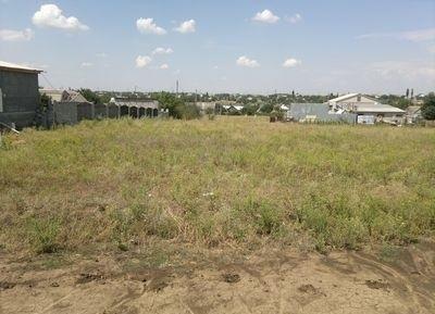 The land plot in Kherson, Zelenovka