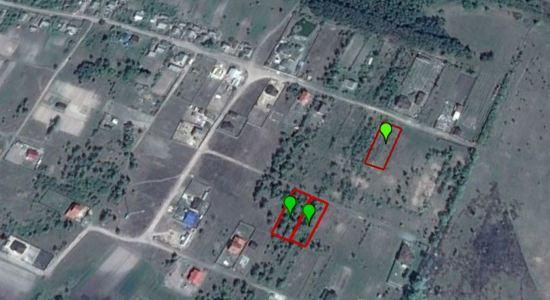 Земельні ділянки в с. Бабинці, Київська область, Бородянський район