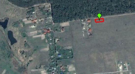Земельна ділянка в с. Колонщина, Київська область, Макарівський район