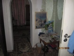 part of the apartment in the town of Cebrikovo