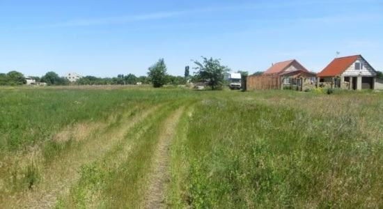 Land in the village. Benefit, Odessa region, Belyaevsky district