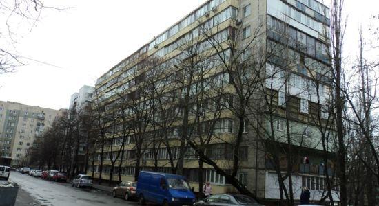 Однокомнатная квартира в Киеве, бульвар Дружбы народов