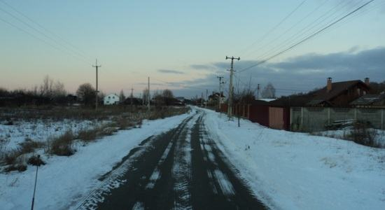 Land in the village. Krenichi, Kiev region, Obukhov district