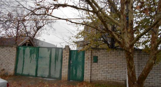 House in the village of Prilimanskoe, a suburb of Odessa