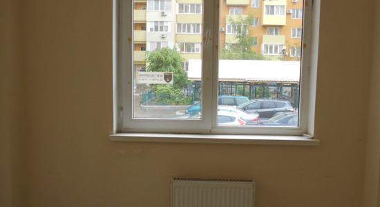 Office building in Odessa on the street. Sakharova