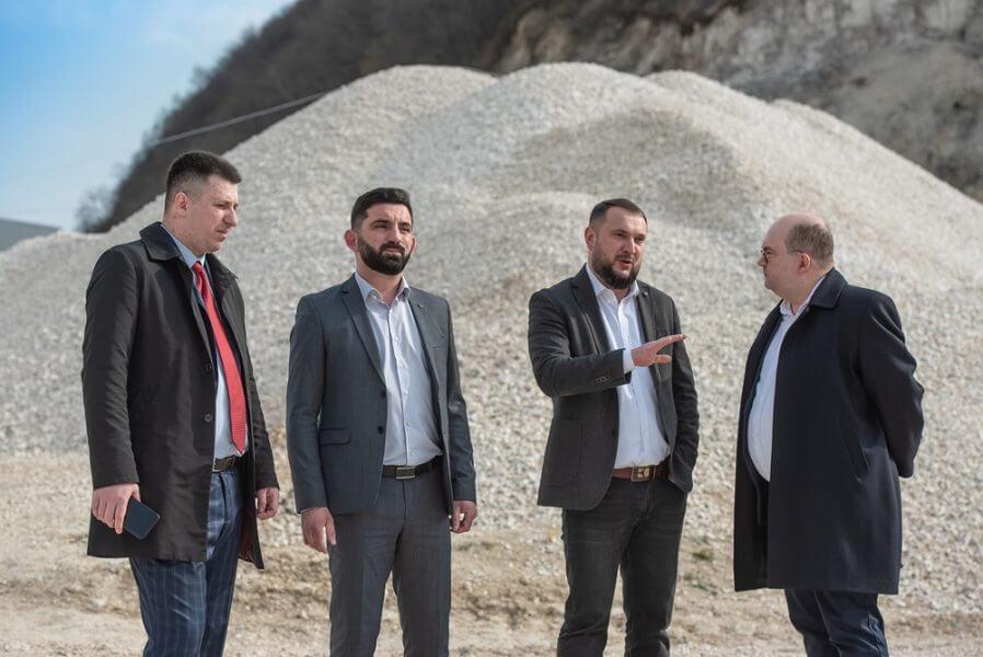 МТБ БАНК дал старт строительству нового промышленного комплекса международного уровня - фото - mtb.ua
