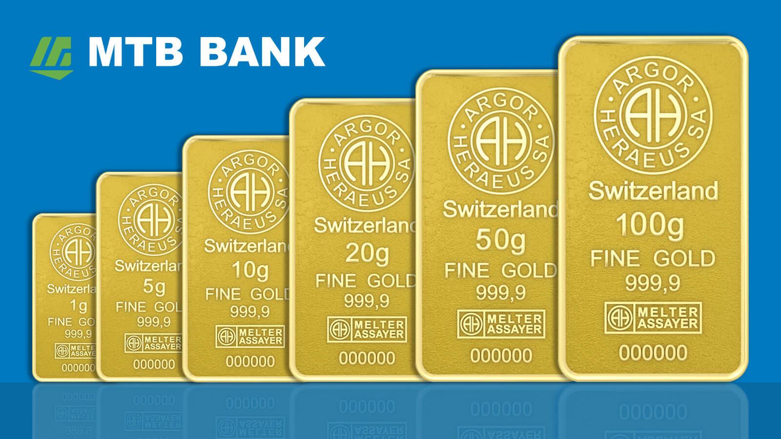 Золоті злитки вагою 50 і 100 грамів набагато цікавіші українцям, ніж злитки інших номіналів - фото - mtb.ua