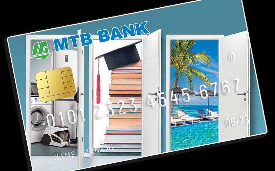 Кредитка від МТБ БАНКу Benefit New – в ТОП-17 кращих кредитних карток - фото - mtb.ua