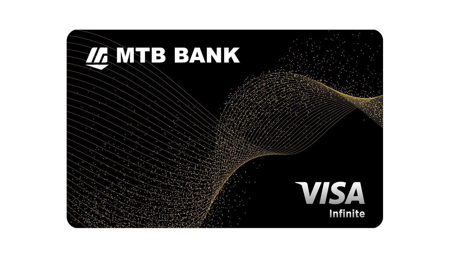 Картка Visa Infinite від МТБ БАНК  - фото - mtb.ua