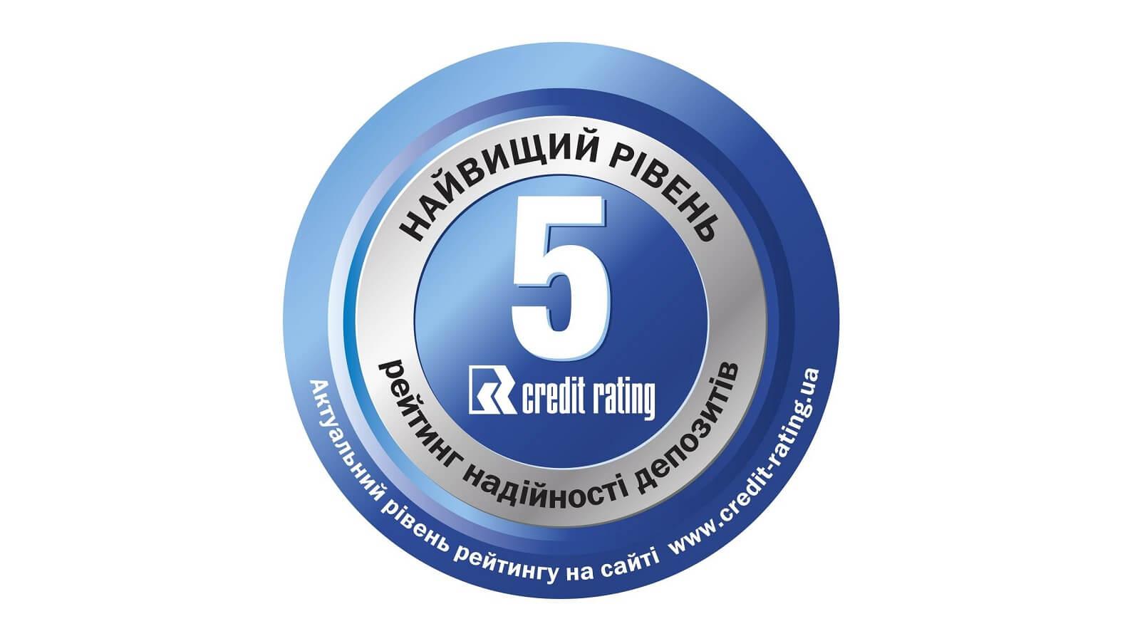 """Кредитний рейтинг ПАТ """"МТБ БАНК"""" підтверджено на рівні uaАА - фото - mtb.ua"""