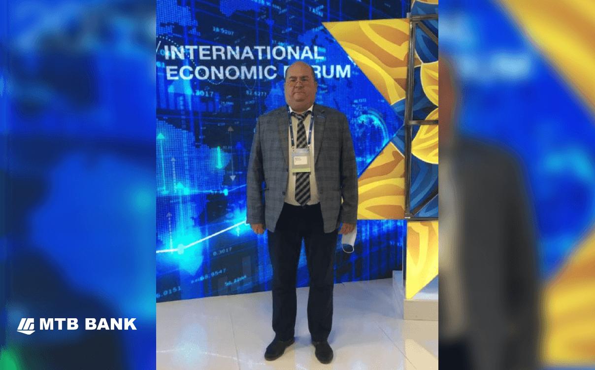 Ми завжди тримаємо руку на пульсі  економіки, тому наші амбасадори присутні майже на всіх найважливіших економічних самітах країни.  - фото - mtb.ua