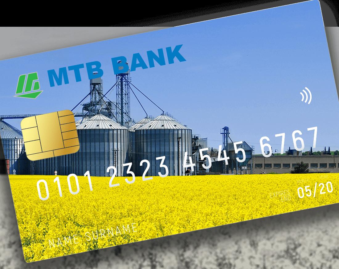 МТБ БАНК вошел в группу  надежных банков, через которые государство обеспечивает поддержку аграриев - фото - mtb.ua