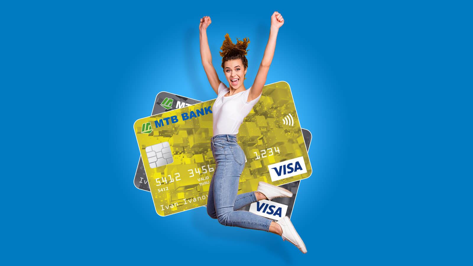 """Акция """"Зарабатывай с кредиткой""""  продлена до 31 мая 2021 года! - фото - mtb.ua"""