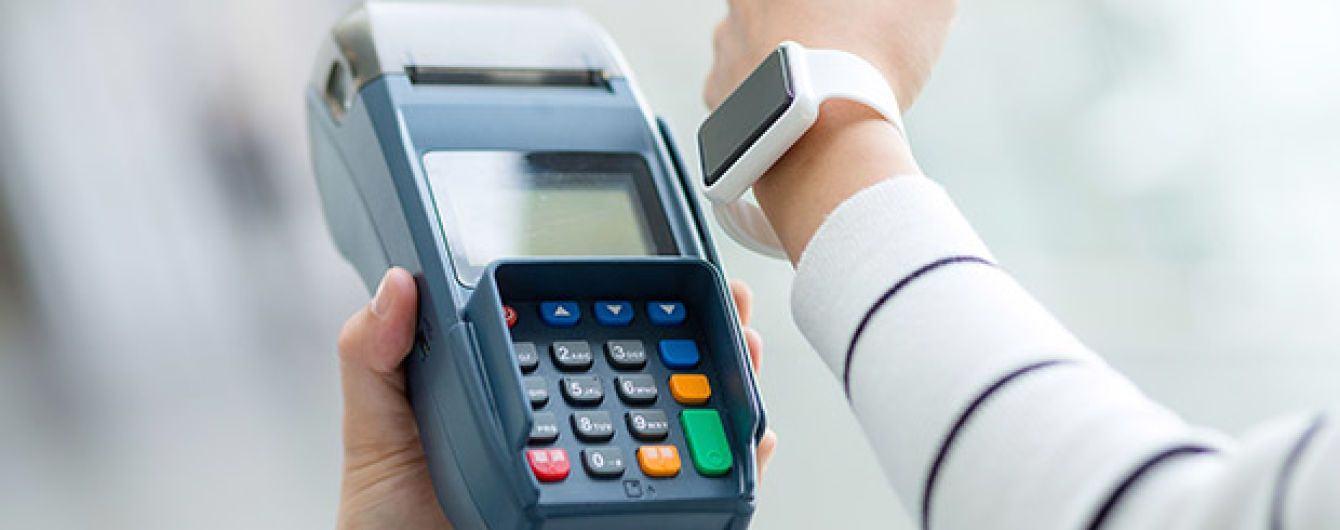 МТБ БАНК начал поддерживать  сервис Garmin Pay - фото - mtb.ua