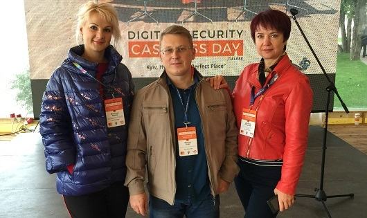 Digital & Security Cashless Day-2018 - фото - mtb.ua