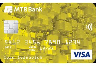 MasterCard Debit Gold Contactless/ Visa Gold