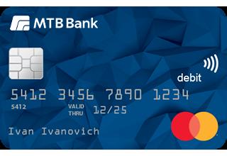 Debit MC Standard Contactless